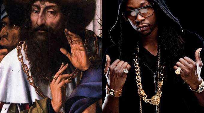 tumblr_hip_hop_pinturas_classicas_cecilia_azcarate_tramp (4)