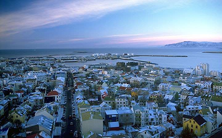 Islândia (Crédito: Divulgação)