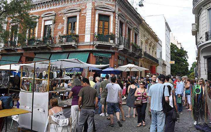 Feria de San Pedro Telmo - tramp.com.br