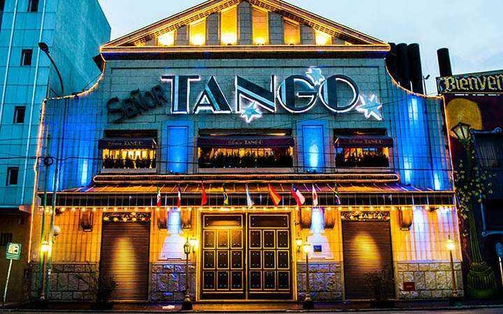 Senõr Tango - tramp.com.br