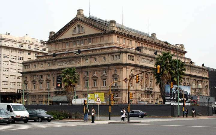 Teatro Colon - tramp.com.br