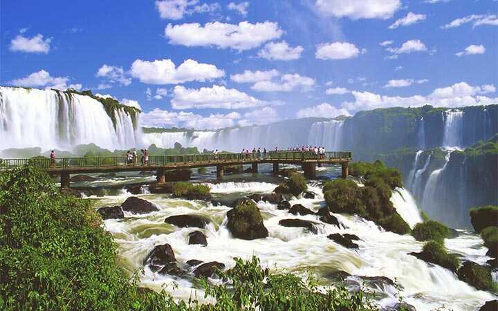 Foz do Iguaçu (Crédito: divulgação)